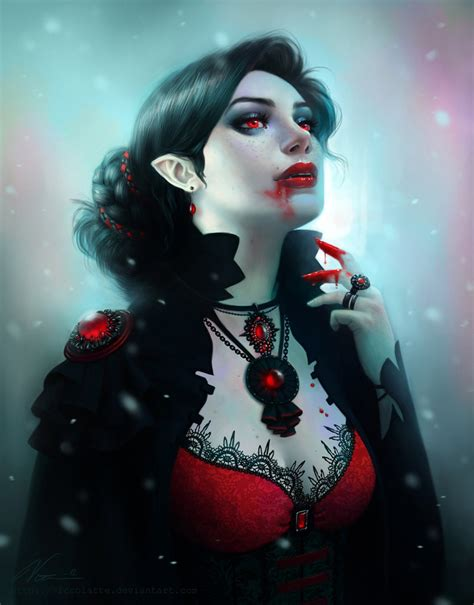 Betta Bed The Gallery For Gt Beautiful Female Vampire