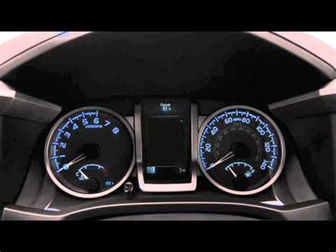 2016 toyota tacoma: tire pressure monitoring system (tpms