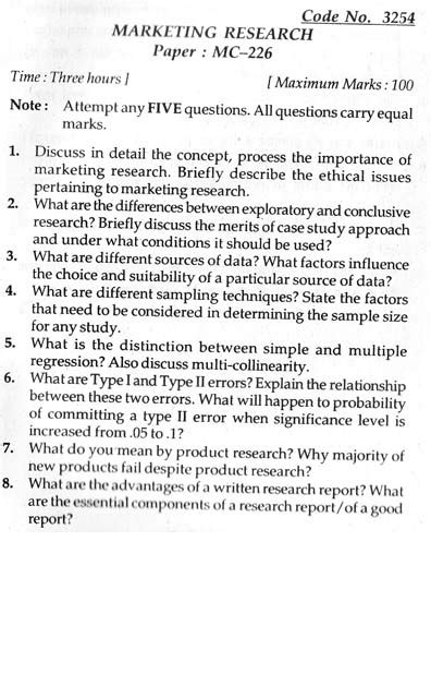 Research Papers On Marketing Information System marketing term paper format