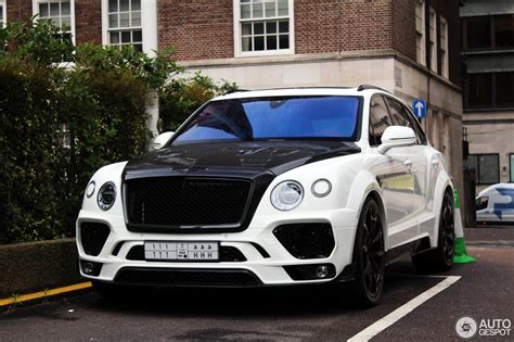 bentley mansory bentley mansory bentayga 16 february 2017 autogespot