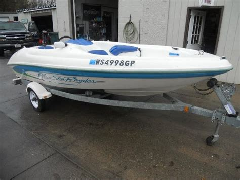 sea ray jet boat 1995 mercury sea rayder jet boat boats for sale