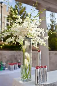 Square Vases Centerpieces by Pin By On Floral