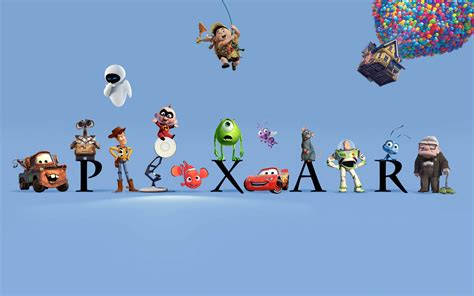 9 Great Disney Pixar by Clubs Top 3 Most Profitable Pixar Animated