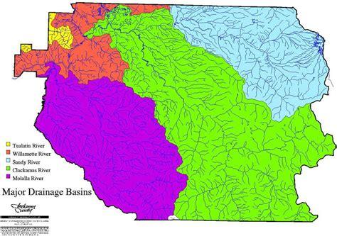 Clackamas County Records Geography Of Clackamas County Oregon