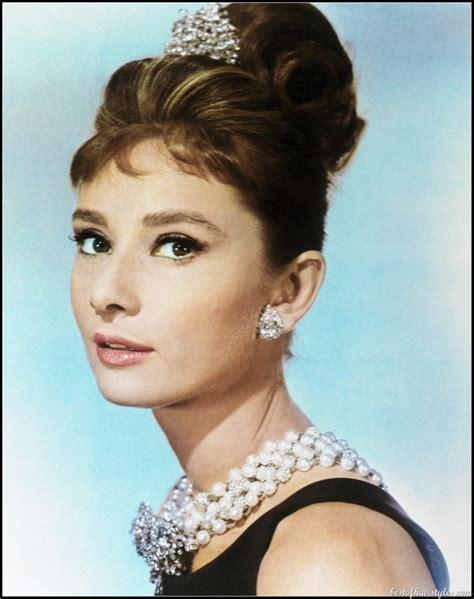 Styles That Stick Breakfast At Tiffanys by Hepburn Hair Cut Hepburn Hairstyles