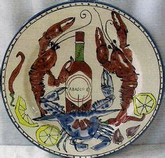 Bufet Indiana 1 5 Meter seafood medley oval platter by tika hasslock for the