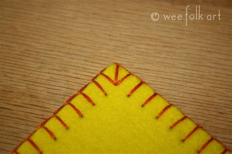 Blanket Stitch Step By Step by Dz Doodles Digital Sts Dz Doodles More Ideas