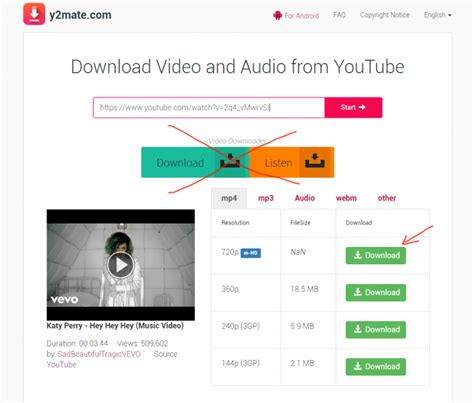 website ripper tutorial y2mate com review tutorial easily download youtube