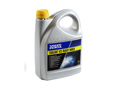 coolant volvo genuine volvo penta oils paints and chemicals for volvo
