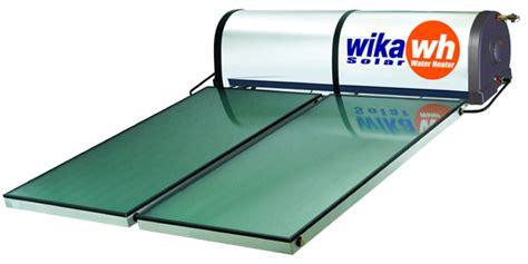 Wika Solar Water Heater Type T 150 Lxc t 300 lxc