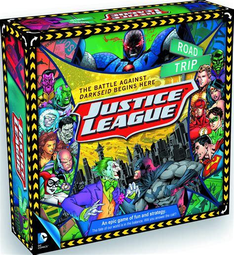 Bor Dc Jun168046 Dc Comics Justice League Road Trip Board Previews World