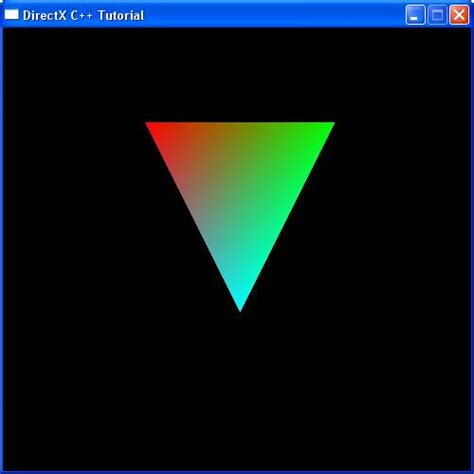 tutorial c directx directx 9 tutorial using c c and visual basic gt culling