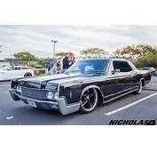 66 Lincoln ContCoupe CBad C&ampC  Triple Black Pinterest