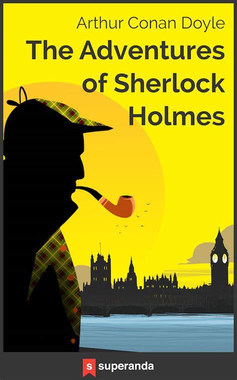 the adventures of sherlock books the adventures of sherlock superanda