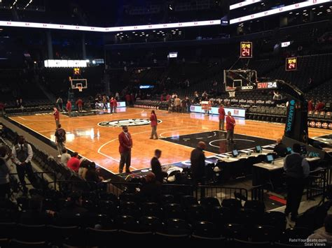 barclays center section 19 barclays center section 19 brooklyn nets rateyourseats com