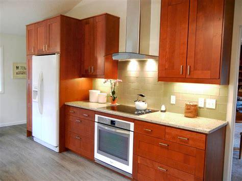 medium brown kitchen cabinets adel medium brown ikea cabinet with white quartz
