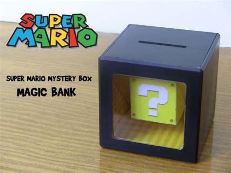 mario mystery box l money bank