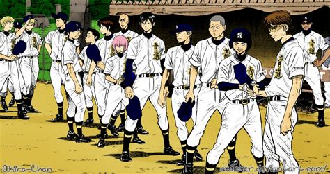 daiya no ace seidou daiya no ace by akilover on deviantart