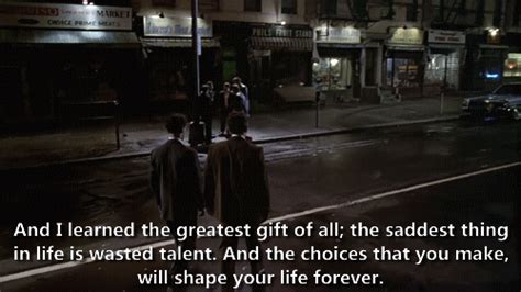 bronx tale quotes a bronx tale sonny quotes quotesgram
