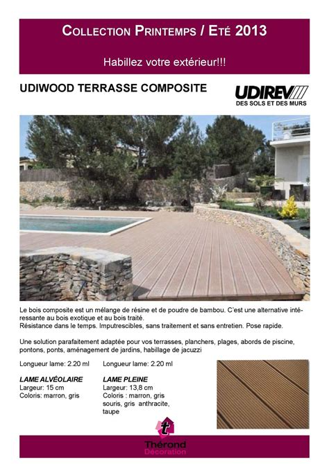 Therond Decoration by Calam 233 O Catalogue Rev 234 Tement De Sol Ext 233 Rieur Therond