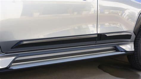 Jual Garnish Side Air Flow Pajero Sport 2016 Ready Stokk 2016 toyota fortuner modifications 2015 2016 toyota cars car interior design