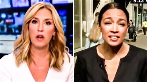 alexandria ocasio cortez live alexandria ocasio cortez schools hostile cnn interviewer