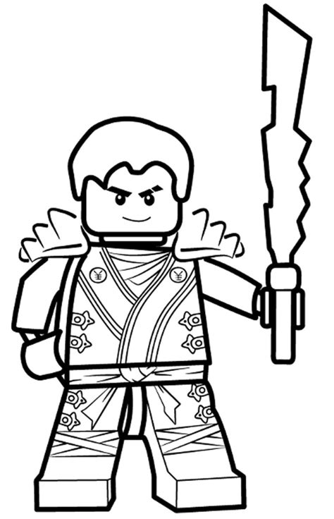 lego ninjago characters coloring pages kids page lego ninjago coloring pages characters of