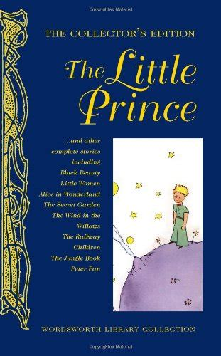 libro the little prince libro the little prince and other stories wordsworth library collection di various