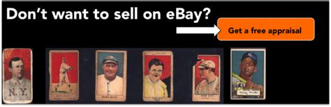 7 Reasons I Ebay by 7 Reasons Why You Should Not Sell Your Baseball Cards On