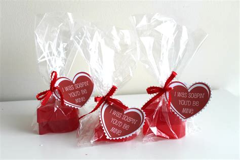 valentine presents my own road quot i was soapin you d be mine quot valentine gift
