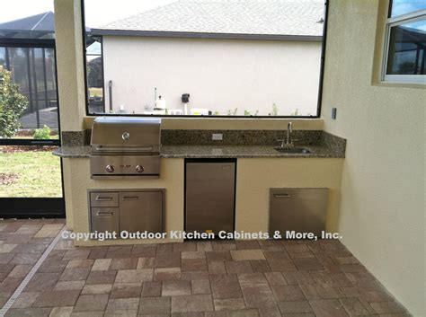 outdoor kitchen cabinets and more outdoor kitchen gallery photo 82