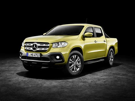 First Mercedes Benz X Class Widebody Kit Comes From Prior