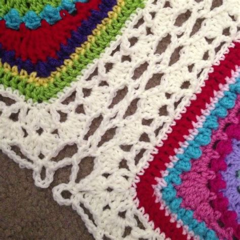 crochet pattern join joining squares crochet and knit pinterest