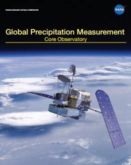 information boucher on global precipitation measurement