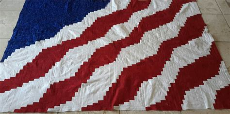 curved cabins curved log cabin usa flag