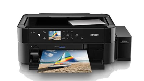 The Epson L850 A Photo Printer With Six External Ink Where Can I Use A Color Printer L