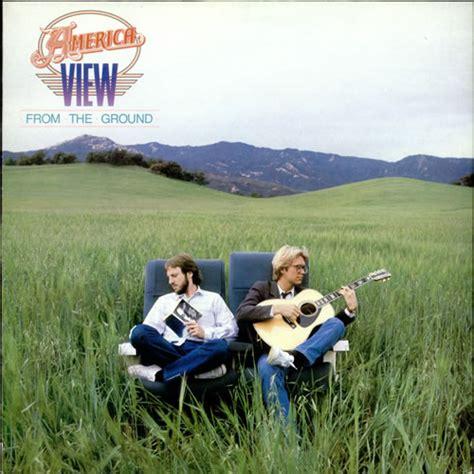 Lp America america view from the ground vinyl lp album lp