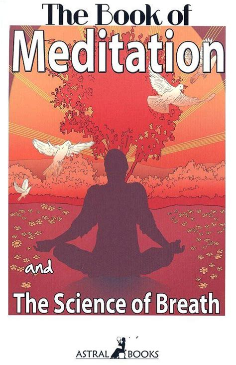 science of breath books the book of meditation and the science of breath