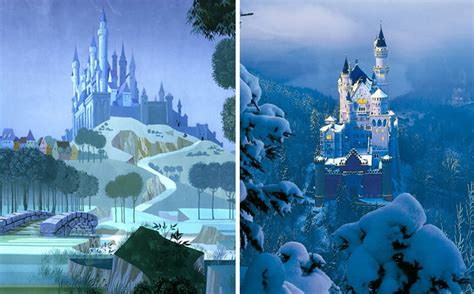 18 disney locations that were inspired by real world 18 real life locations that inspired disney amazing