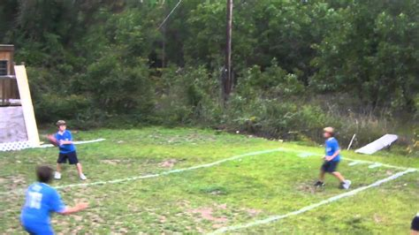 backyard football league blythewood backyard football league game 2 first half youtube