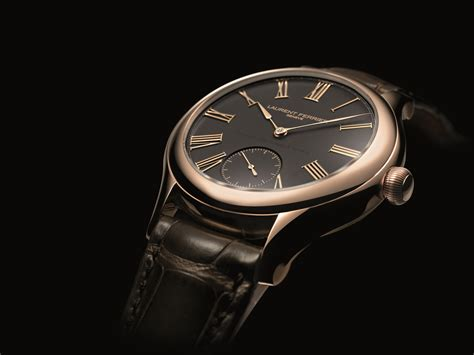laurent ferrier watches embody watchmaking tradition with
