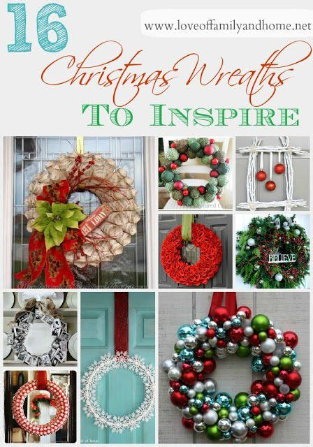 six christmas wreaths to inspire sweet pea 271 best v 225 noce images on pinterest christmas ideas
