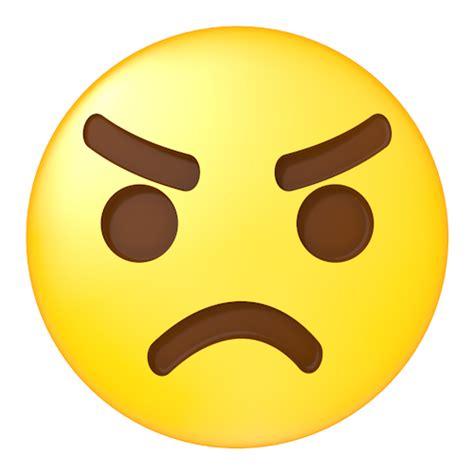 angry emoji clip art 29