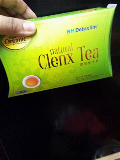 Teh Detox Clenx Tea by Notti Netti How I Lost 4kg In 10 Days Master Cleanse