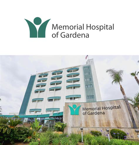 Gardena Ca Hospital Memorial Hospital Of Gardena Paladin Healthcare