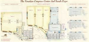 sands expo and convention center floor plan las vegas casino property maps and floor plans vegascasinoinfo