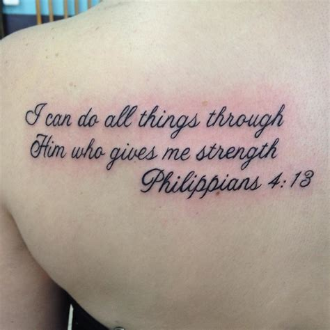 bible quote tattoos 25 nobel bible verses tattoos