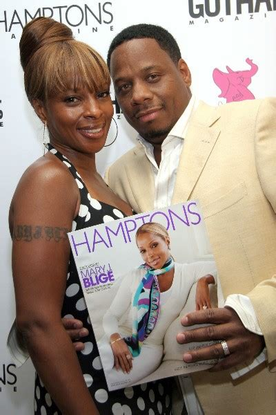 mary j blige spouse mary j blige poses at the htons magazine cover party