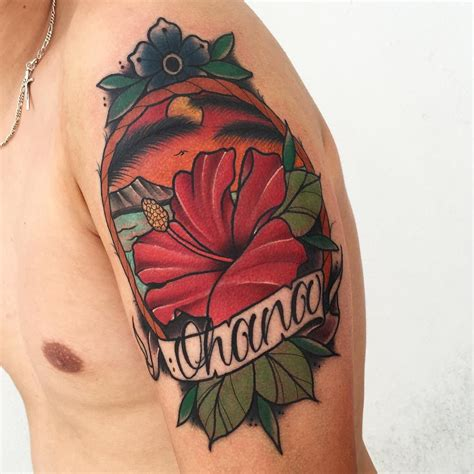hawaiian flower tattoo designs and meanings hawaiian flower tattoos and their meanings pictures to pin