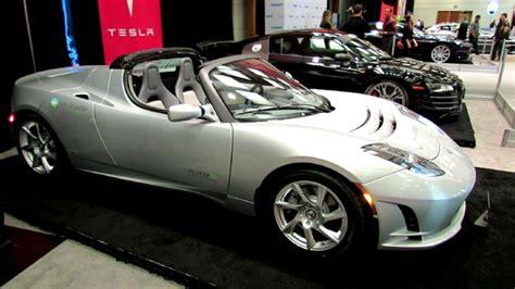 2012 Tesla Roadster 2012 Tesla Roadster At 2012 Toronto Auto Show
